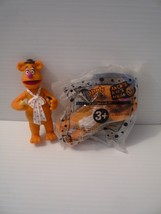 2003 Collectible Fozzie Bear Jack in the Box MuppetsTake Hollywood Figur... - $9.89