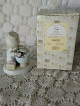 Enesco Precious Moments What The World Needs is Love Figure 1994 - $12.60