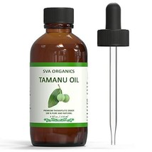 USDA Certified Organic Essential Tamanu Oil –4 Oz 118 ML - 100% Pure Natural Pre