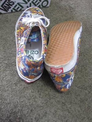 Kenzo × Vans Chakka Stiefel Größe: Us Us10.5