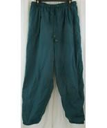 CATALINA  Women's Lined Nylon Athletic Activewear Elastic Drawstring Pan... - $19.79