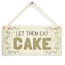 Meijiafei Let Them Eat Cake - Beautiful Cute Baking Home Decor Accessory... - $12.86