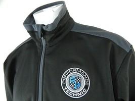 Port Authority Two-Toned Softshell Jacket Embroidered Black/Graphite Siz... - $47.47