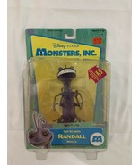 Disney Pixar Monsters Inc. Top Scarer Randall Boggs Action Figure  2001 New - $47.49