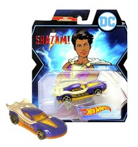 Hot Wheels DC SHAZAM! Darla First Appearence! Character Cars Mint on Card - $5.88