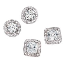 Avon Brilliant CZ Stud Earrings - $14.00