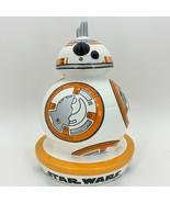 Star Wars The Last Jedi BB-8 Ceramic Piggy Coin Bank BB8 - $14.99
