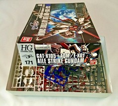 Bandai 1/144 GAT-X+105 AQM/E-X01 Aile Strike Gundam Model Kit Gundam 2014 - $13.37