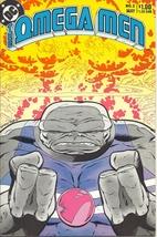 (CB-4) 1983 DC Comic Book: The Omega Men #2 { origin of Broot } - $3.00