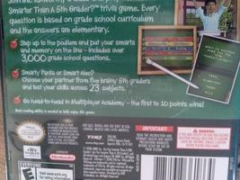 Nintendo DS Are You Smarter Than A 5th Grader? Make The Grade  image 2
