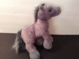 Ganz Webkinz Gray Arabian Horse plush CUTE - $5.53