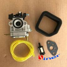 Carburetor For Ryobi RBCGM25BB RBCGM25SS RLTGM25CS RLT254FCDSN RLT254FSD... - $12.09