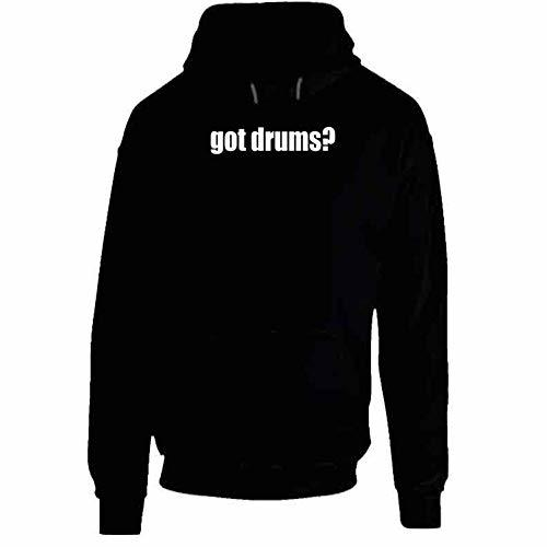 Tremendous Designs Got Drums Drummer Musician Hoodie XL Black