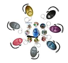 Personal Alarm keychain for WOMEN/KIDS siren 140 DB LOUD & LED light (7 ... - $23.00