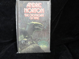 The Crossroads Of Time Paperback Book Ace 12312 Andre Norton - $2.49