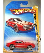 2010 Hot Wheels Walmart-GDYR #3 New Models 3/44 67 PONTIAC FIREBIRD 400 ... - $10.30
