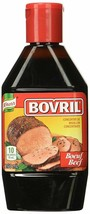 15 Bottles Knorr Bovril Concentrated Liquid Stock Beef 250ml Each -Canada FRESH! - $121.13