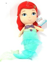 Kids Preferred Disney Baby Ariel The Little Mermaid Plush Doll Age 0 Mon... - $29.99