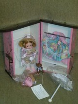 """Madame Alexander WENDY'S DOLLHOUSE TRUNK SET w Playing With Wendy 8"""" Dol... - $124.99"""