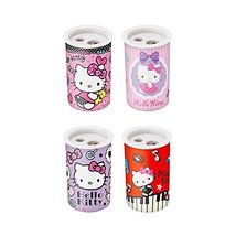 Sanrio Hello Kitty Portable Mini 2-Hole Pencil Sharpner : 1 Design (Random) - $7.43