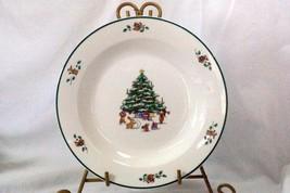 Salem China Whimsical Christmas Salad Plate - $4.78