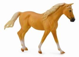 <><  Breyer CollectA 88662 Missouri Fox Trotter horse mare palomino - $9.65