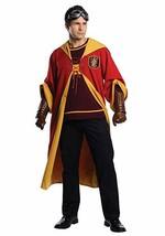 Charades Harry Potter Gryffindor Quidditch Divisa Adulto Halloween Costu... - $140.68