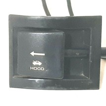 1987-91 Ford F-150 Bronco F-250 Hood Release Lever and Cable OEM E7TB-16C656-AC - $32.45