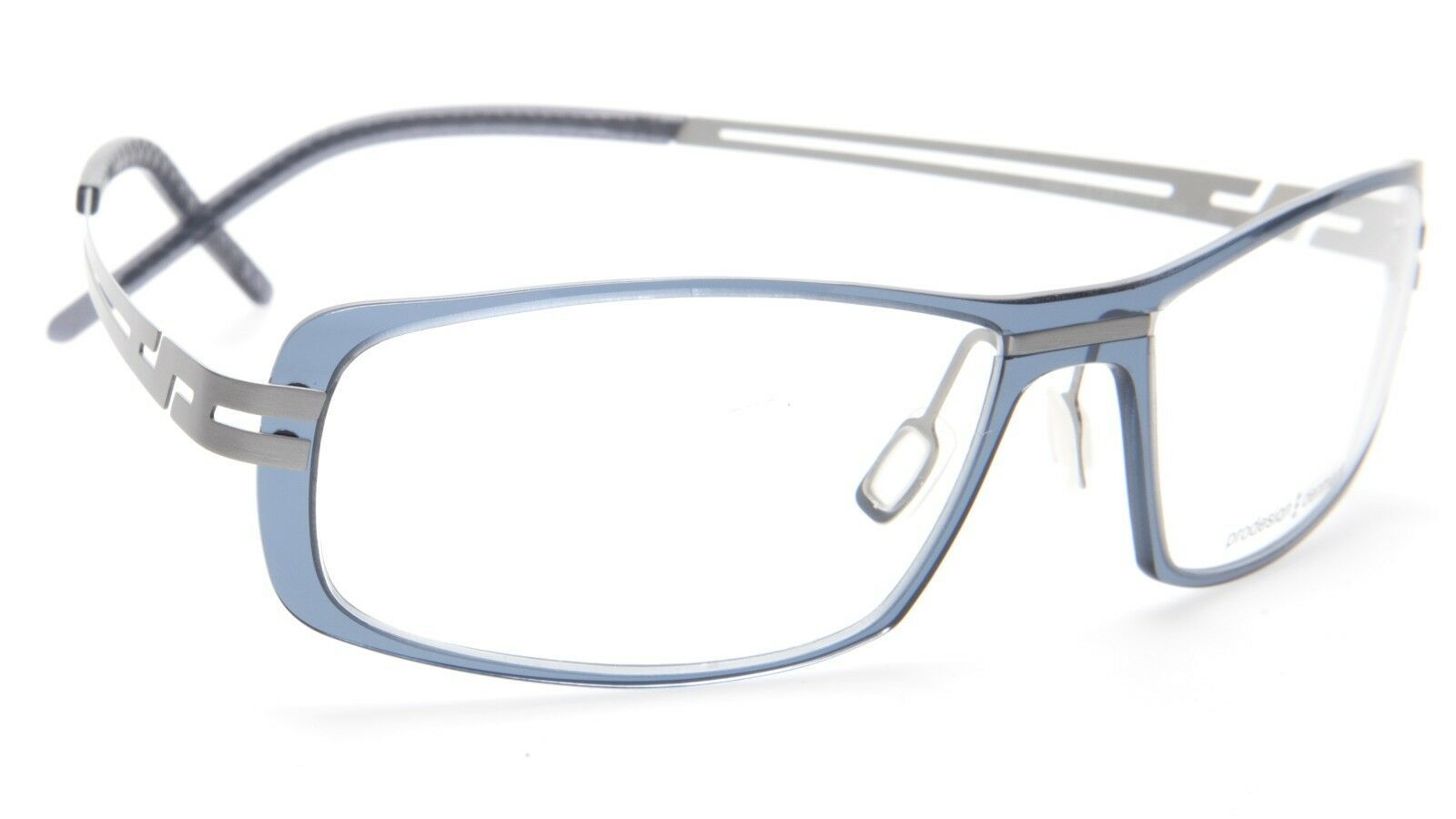 NEW PRODESIGN DENMARK 6503 c.6735 GREY BLUE EYEGLASSES FRAME 57-17-150 B32 Japan