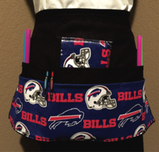 6 Pocket Waist Apron / NFL Buffalo Bills - $19.95