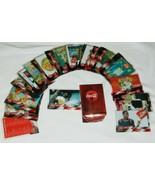 Coca Cola Coke Sprint Phone Card Cels 50 Trading Cards Full Set 1996 NEA... - $19.30