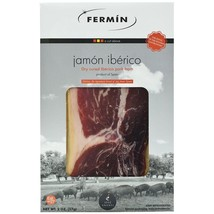 Jamon Iberico Ham - Pre-Sliced - 15 x 2 oz packages - $232.63