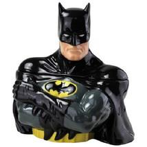 DC Comics Batman Figure Bust Ceramic Cookie Jar, 2012, NEW UNUSED - $116.09