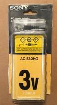 Sony AC-E30HG 3 Volt 700 Ma Ac Power Adapter - $19.79