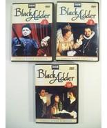 BBC BLACKADDER 1-III DVDS ROWAN ATKINSON - $17.59