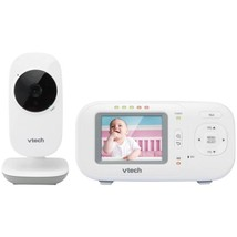 "VTech VM2251 2.4"" Full-Color Digital Video Baby Monitor and - £96.97 GBP"