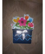 Mothers Day Amazon Gift Card Holder Flower Pot Flowers Spring Birthday 2... - $5.93