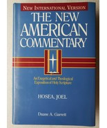 The New American Commentary NIV Hosea  and Joel by Duane A. Garrett - $19.79