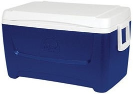 Igloo Island Breeze 48 Quart Cooler- Majestic Blue - $29.03