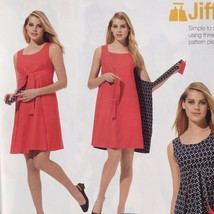 Simplicity Sewing Pattern 1356 Ladies Misses Dress Size 6-14 New - $14.77