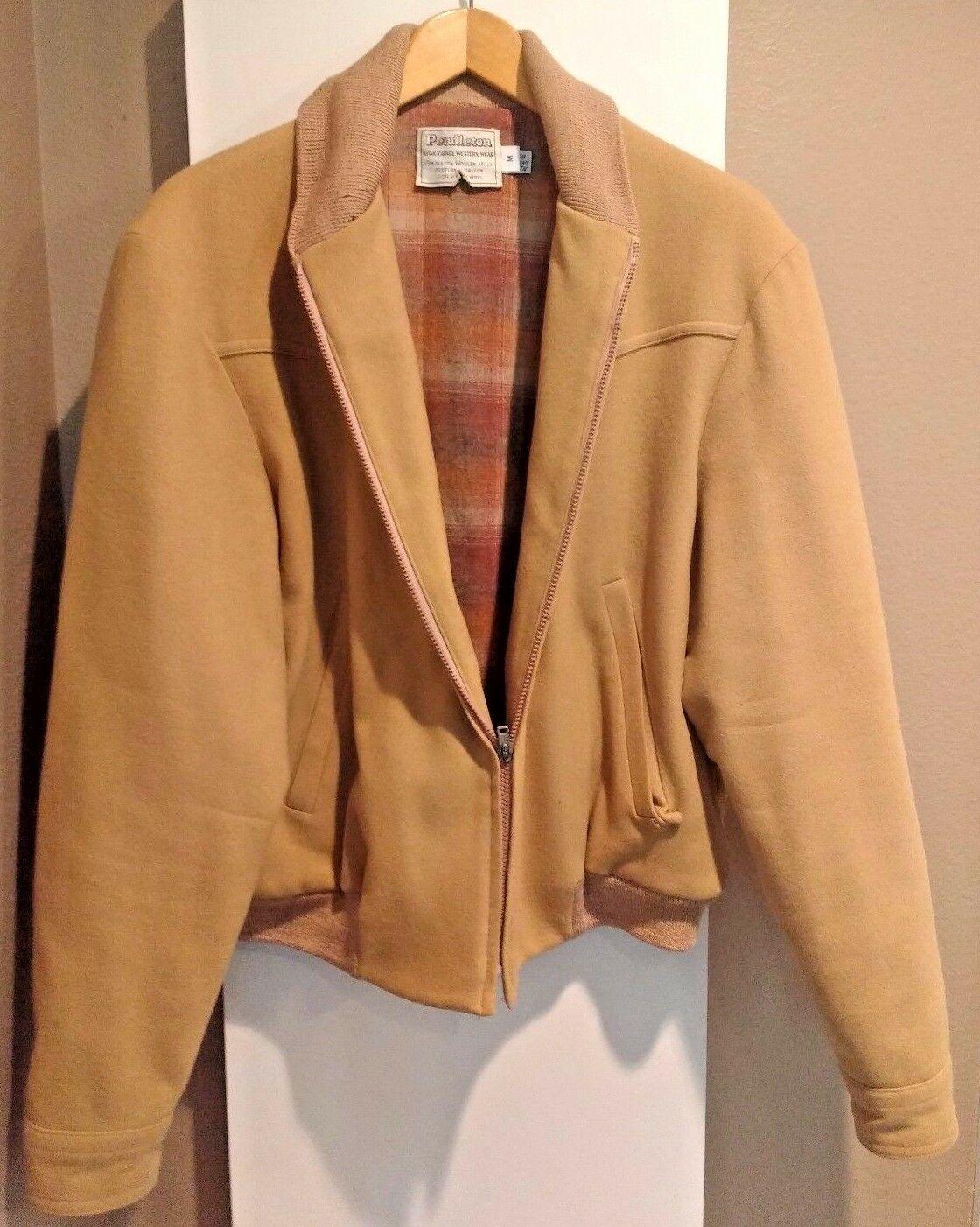 d66f7b0d1caf2 Vintage Pendleton Jacket - Size M - 100% and 50 similar items