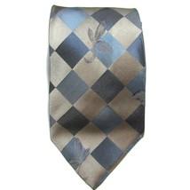Alfani Men's Neck Tie Silk Multi Color 58L 4W Buy One Get One 50% Off - $14.42