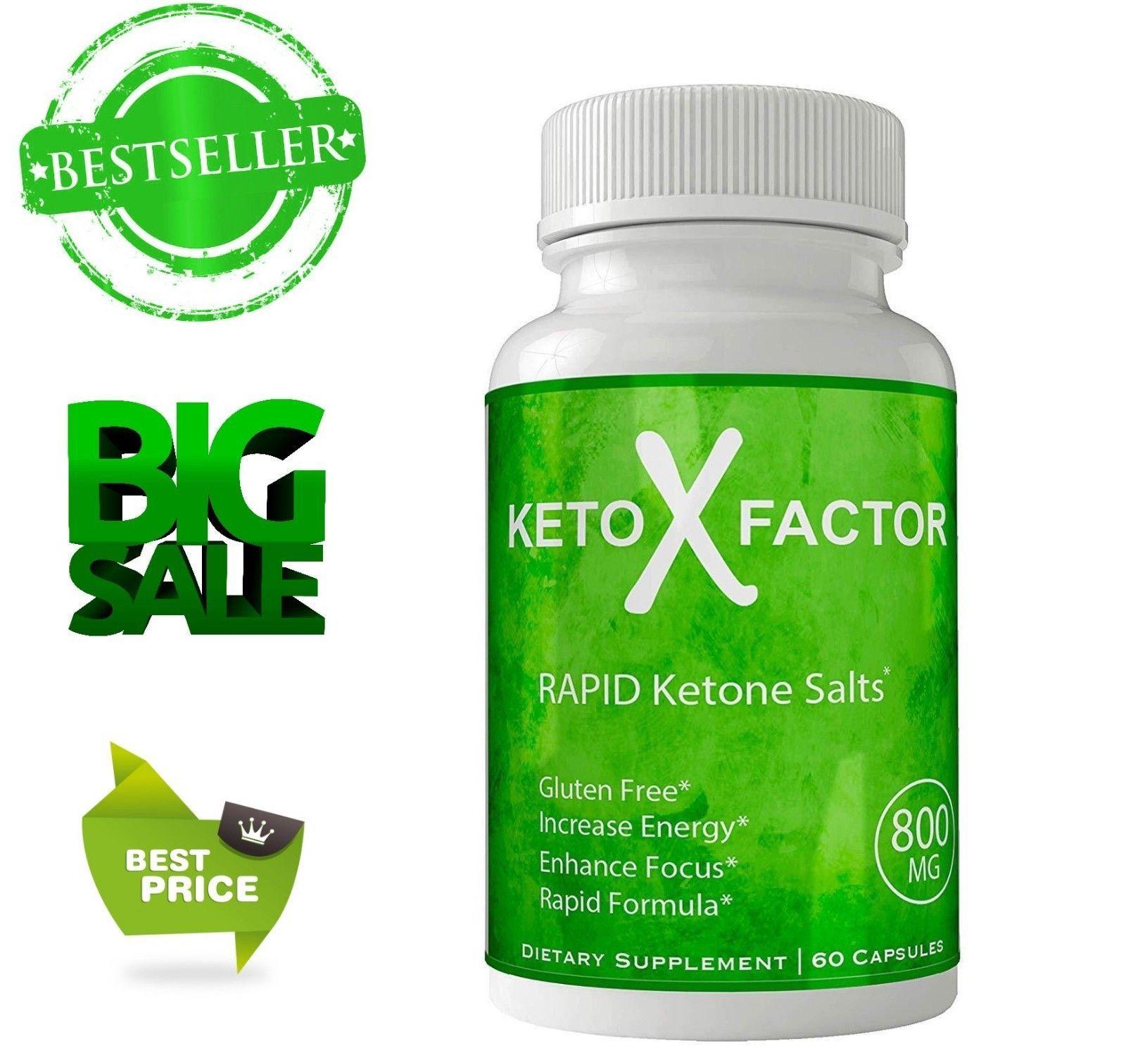 Keto X Factor Weightloss Diet Pills Thermogenic Tone
