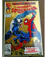That Amazing Spider-Man Giant-Sized 30th Anniversary Gold Foil Marvel Co... - $17.75