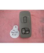 2000 -2005 Cadillac Deville RH front power window heated seat switch  OE... - $32.92