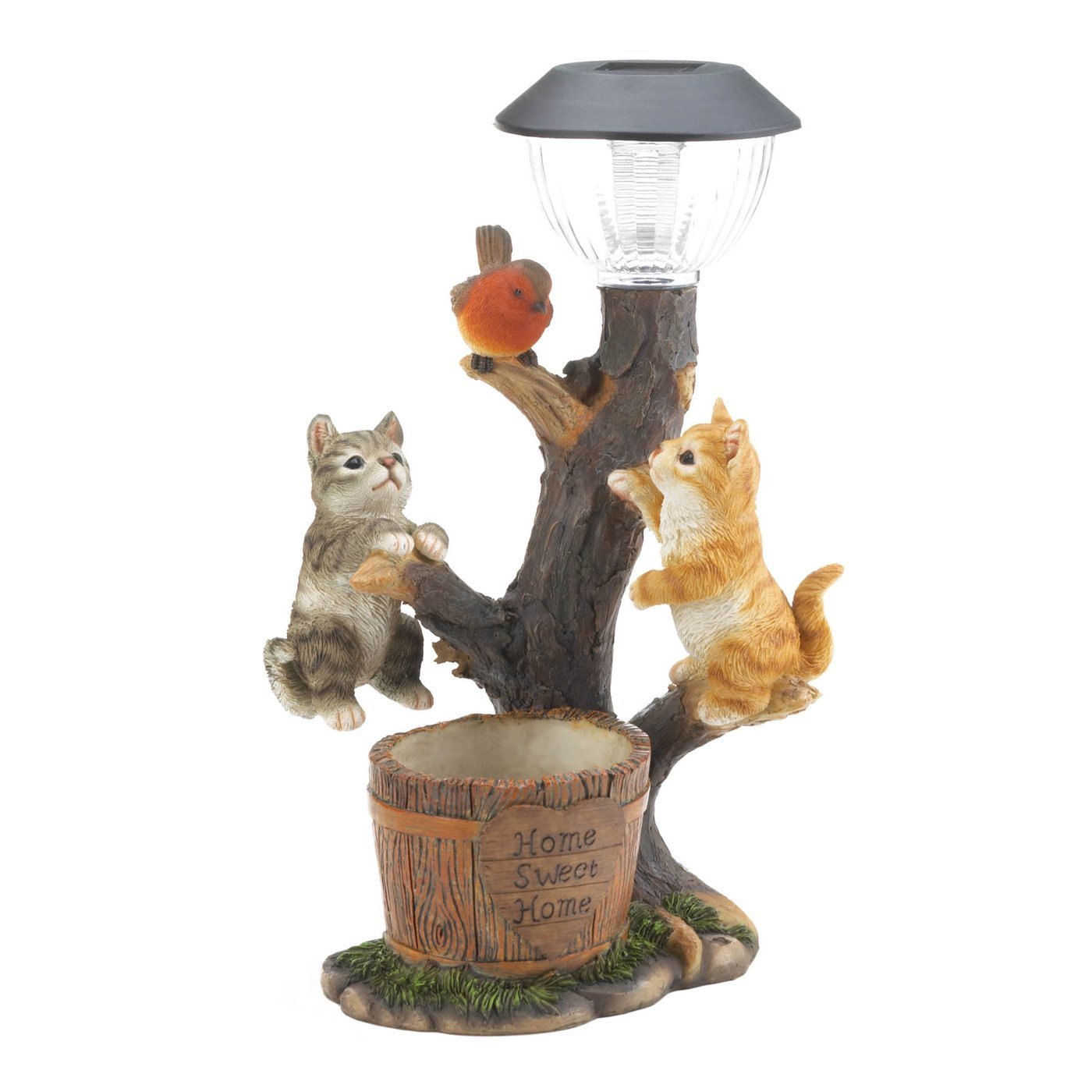 Primary image for Summerfield Terrace Climbing Cats Solar Light