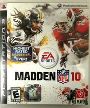 Sony Game Madden 2010 - $7.99