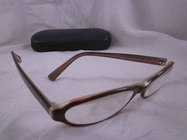 OLIVER PEOPLES Rx Eyeglasses Jennings 008 Brown Cream Full Plastic Frame... - $58.15