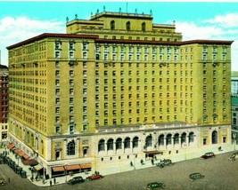 Vtg Cartolina Seattle Washington Wa Il Olympic Hotel Non Usato Unp Curt ... - $3.92