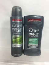 (2) Dove Men Care Elements Minerals Sage Anti-Perspirant Deodorant Sensi... - $8.54